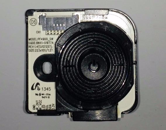 Sensor Controle + Power Tv Samsung Pl51f4000ag - Bn41-01977a
