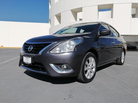 Nissan Versa 1.6 Advance Mt 2016