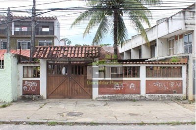 Casa Com 2 Dormitórios À Venda, 154 M² Por R$ 480.000 - Tanque - Rio De Janeiro/rj - Ca0246