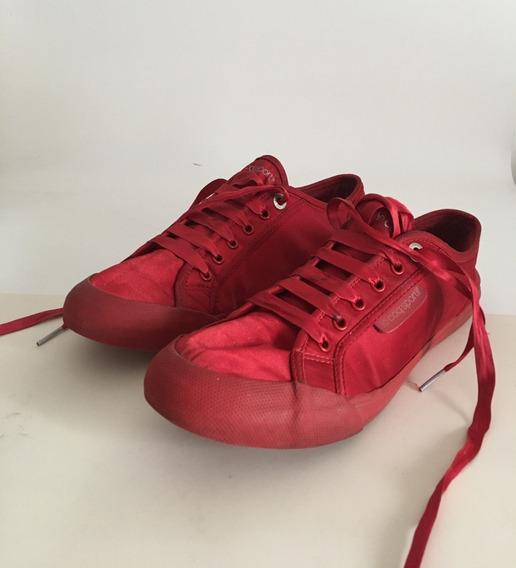 Zapatillas Rojas Mujer Le Coq Sportif 41