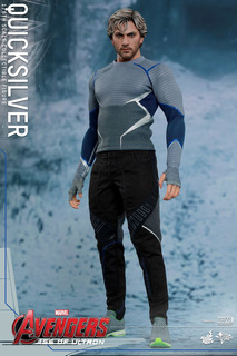 Quicksilver (avengers: Age Of Ultron) Hot Toys