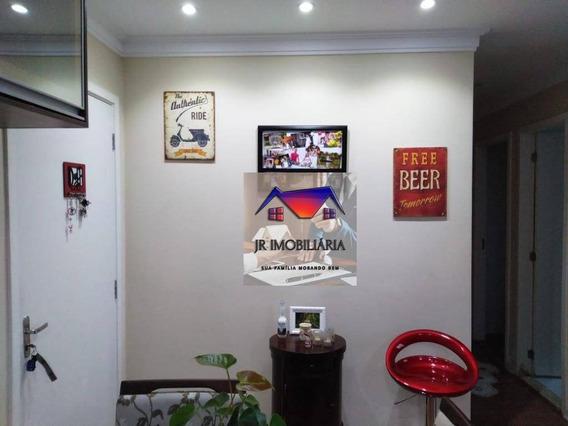 Apartamento Com 2 Dormitórios À Venda, 54 M² Por R$ 275.000,00 - Parque Viana - Barueri/sp - Ap0559