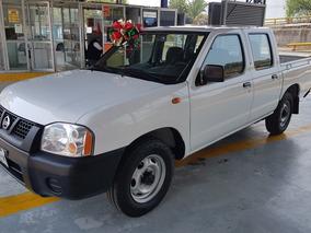 Nissan Doble Cabina Dh/ Aire Acondiciona