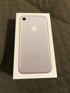 Caixa iPhone 7 32gb Prata