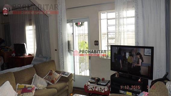 Casa Residencial À Venda, Cidade Dutra, São Paulo - Ca1528. - Ca1528