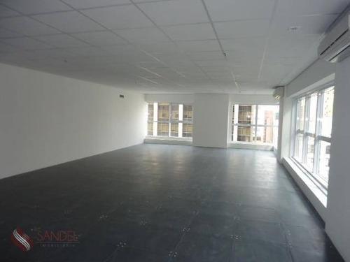 Sala Comercial- 140 M² Itaim Bibi- (s) - Cj0001