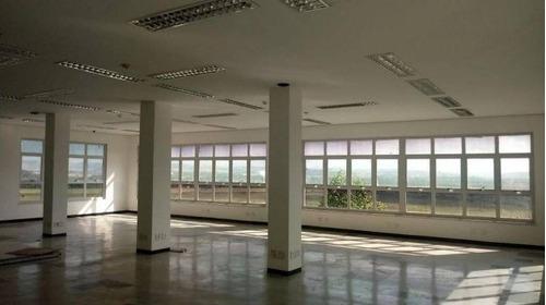 Imagem 1 de 3 de Prédio Para Alugar, 1400 M² Por R$ 30.000/mês - Jardim Esplanada Ii - São José Dos Campos/sp - Pr0016