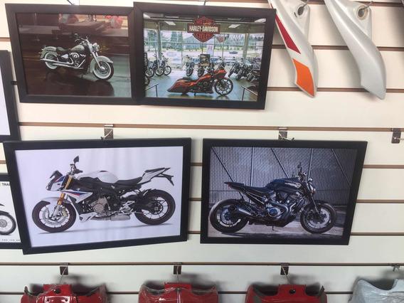 Quadros Diversos Modelos Motos