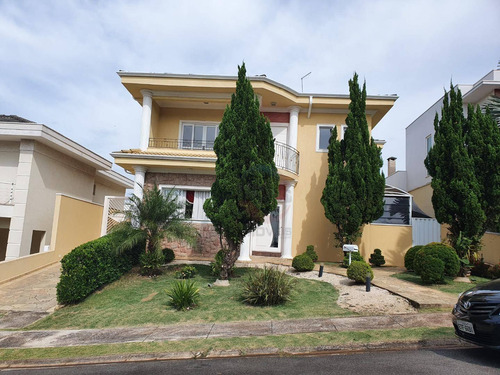 Casa Com 3 Dormitórios À Venda, 361 M² Por R$ 1.650.000,00 - Jardim Residencial Santa Clara - Indaiatuba/sp - Ca11683