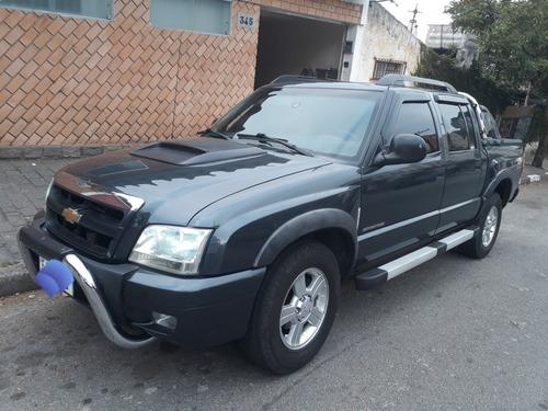 Imagem 1 de 7 de Chevrolet S10 2009 2.4 Advantage Cab. Dupla 4x2 Flexpower 4p