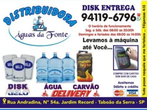 Distribuidora De Água