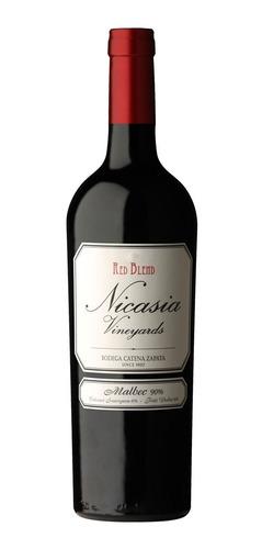 Vino Nicasia Vineyards Red Blend Malbec 750ml