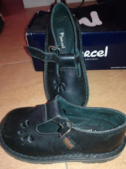 Zapatos Escolares Marcel Nº 25