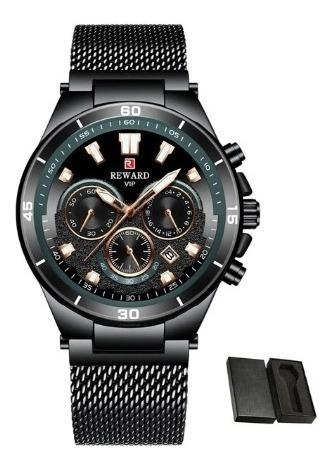 Relógio Reward Pronta Entrega No Brasil