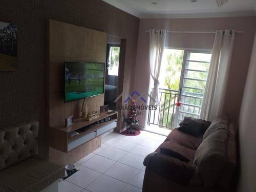 Imagem 1 de 23 de Apartamento Com 2 Dormitórios À Venda, 50 M² Por R$ 213.000,00 - Vila Nambi - Jundiaí/sp - Ap1880
