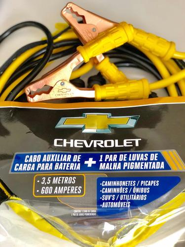 Cabo De Bateria / Chupeta Serve Caminhao 600a 3,5m Chevrolet