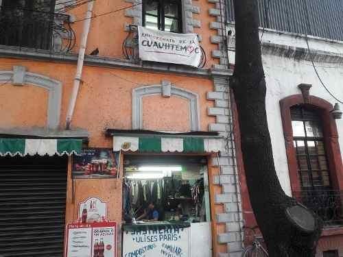 Local Comercial Cerca Del Mercado De La Dalia
