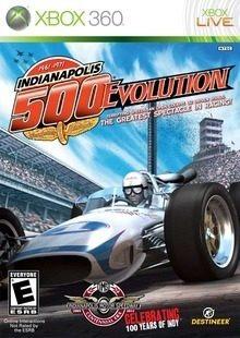 Indianapolis 500 Evolution Xbox 360 Original