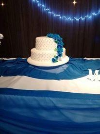 Imagen 1 de 10 de Torta 15 Años, Casamiento, Fiesta, Aniversario!!