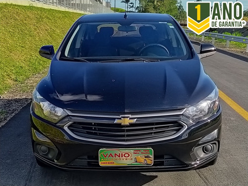 Chevrolet Onix Hatch Lt 1.0 8v Completo