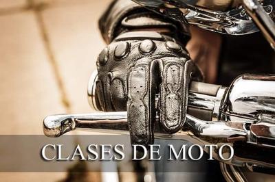 Clases De Moto/ Alquiler A21/a22/a3 (roca/palermo/bsas