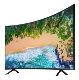 Smart Tv Curvo 55 Pulgadas 4k Uhd Ref 55nu7300 Series 7 2018