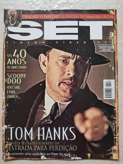 Revista Set 184 Cinema E Vídeo Estrada Perdição 007 J Bond
