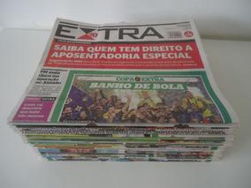 Jornal Extra Copa Do Mundo 2018 Completo