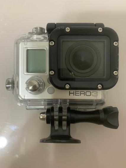 Camera Gopro Hero3 + Acessorios