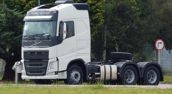 Volvo Fh540 (entrada+parcelas) 6x4 2020 0km Últimas Unidades