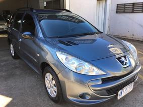Peugeot 207 Sw 1.4 Xr Sport Flex 5p