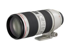 Lente Canon Super Zoom Ef 70-200mm F/2.8l Is Ii Usm
