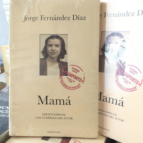 Mama - Jorge Fernandez Diaz - Nuevo