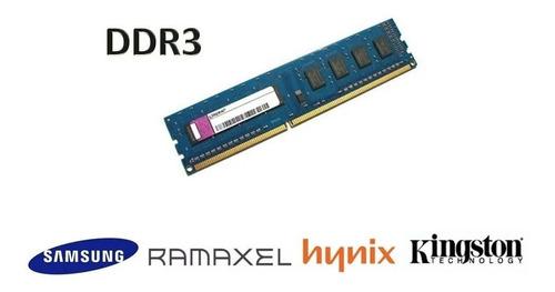 Memoria Ram Ddr3 2gb Para Pc
