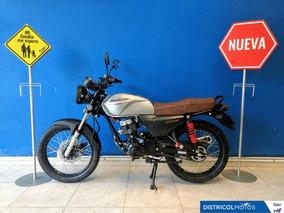 Akt Nkd 125 Metal, Modelo 2020, Nueva Para Estrenar.