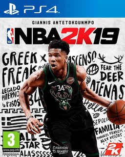 Nba 2k19 Ps4 Digital Gcp