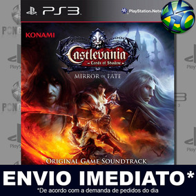 Ps3 Castlevania Lords Of Shadow Mirror Of Fate Psn Envio Já