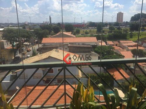 Apartamento Residencial À Venda, Vila Dayse, São Bernardo Do Campo. - Ap1862