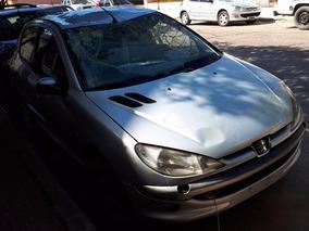Peugeot 206 Xrd Chocado Ideal Talleristas--titular--