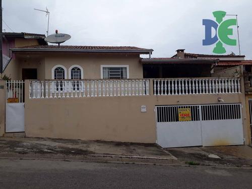 Casa Com 2 Dormitórios À Venda, 150 M² Por R$ 330.000 - Bandeira Branca - Jacareí/sp - Ca0175