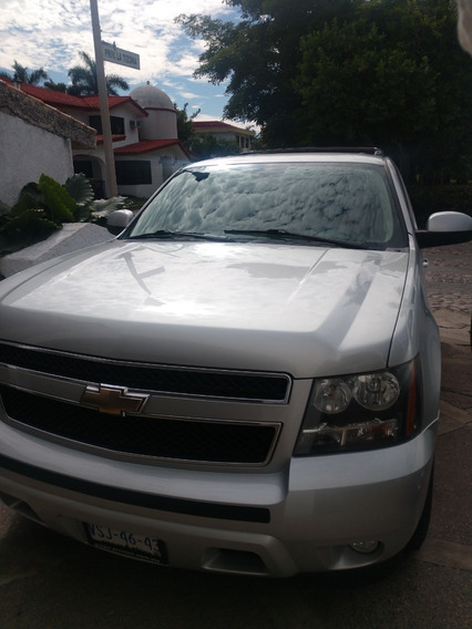 Chevrolet Tahoe 2011-c Suv.asientos Piel Negro At Impecable