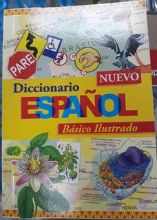Diccionario Español Basico Ilustrado