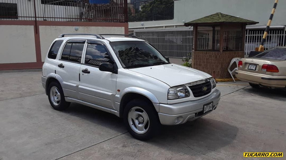 Chevrolet Grand Vitara Sincronico
