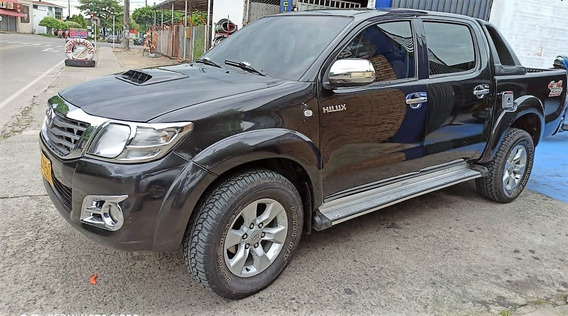 Toyota Hilux 4x4 Diesel Turbo Intercoler, Modelo 2014