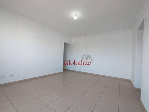 Imagem 1 de 26 de Apartamento Com 2 Dormitórios À Venda, 74 M² Por R$ 450.000,00 - Macuco - Santos/sp - Ap1182
