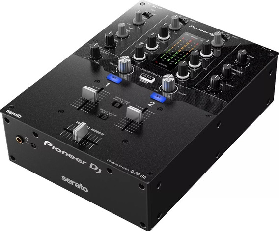 Mixer Pioneer Djm S3 Pronta Entrega