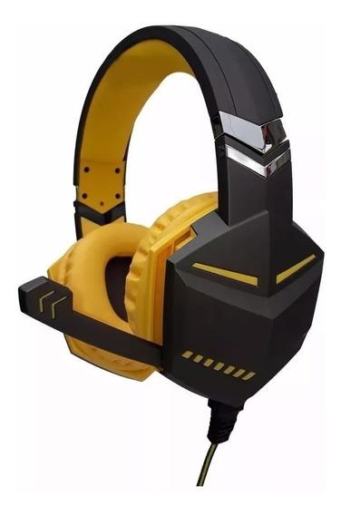 Headset Gamer C/mic P/xbox One Ps4 Smartphones 510