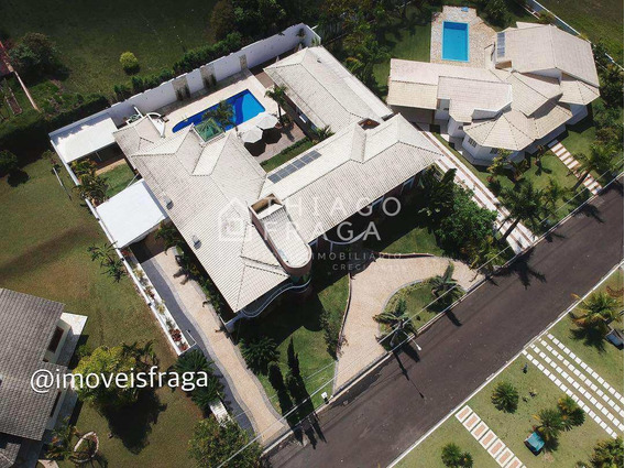 Casa De Condomínio Com 5 Dorms, Parque Village Castelo, Itu - R$ 2.5 Mi, Cod: 1010 - V1010