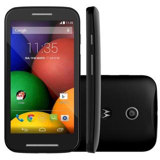 Motorola Moto E Xt1022 Preto, 4gb, Câm 5mp Novo