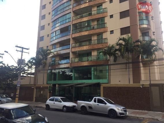 Apartamento A Venda No Bairro Setor Bueno Em Goiânia - Go. - 425-1